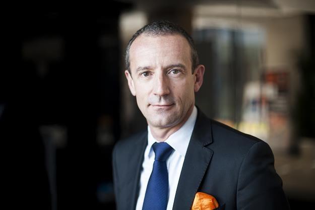 Jean-Francois Fallacher, prezes Orange Polska /Informacja prasowa