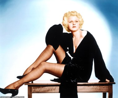 Jean Harlow: Wybuchowa blondynka