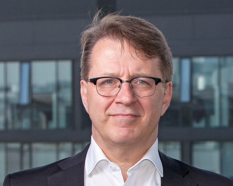 Jean Marc Harrion, prezes Play /Informacja prasowa