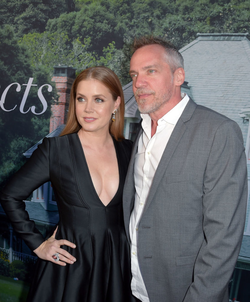 Jean Marc Vallee i Amy Adams /Kevin Winter /Getty Images
