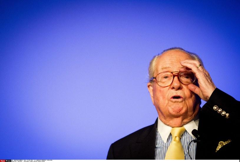 Jean-Marie Le Pen /LANCELOT FREDERIC/SIPA /