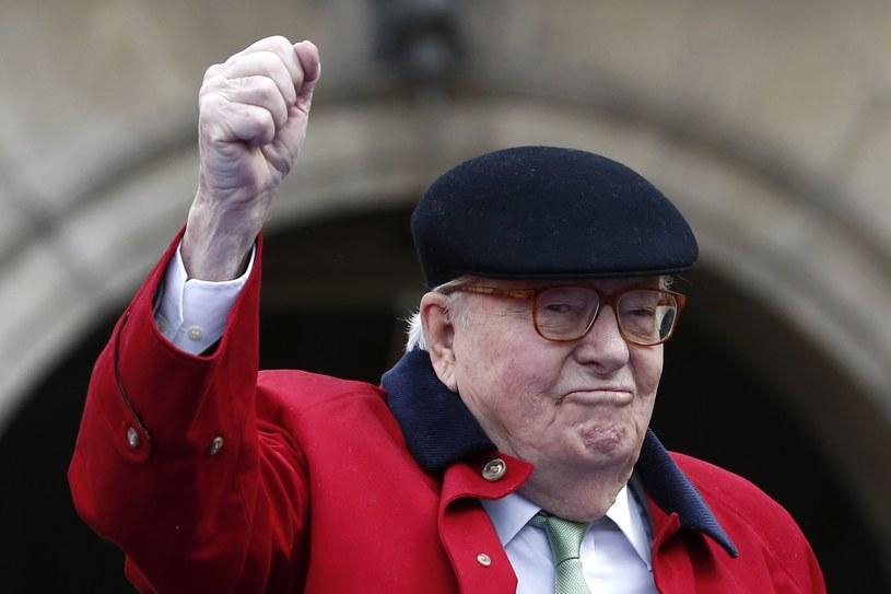 Jean-Marie Le Pen /AP Photo /East News