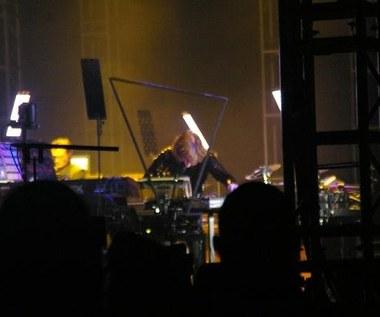 Jean Michel Jarre w katowickim Spodku - 13 listopada 2011 r.