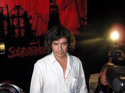 Jean Michel Jarre w Warszawie /INTERIA.PL
