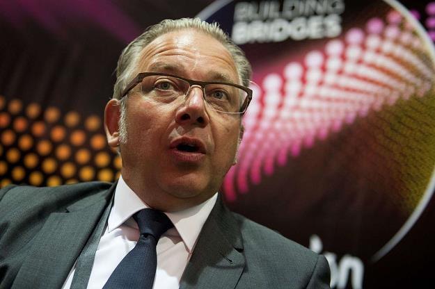 Jean-Paul Philippot, prezydent EBU /AFP
