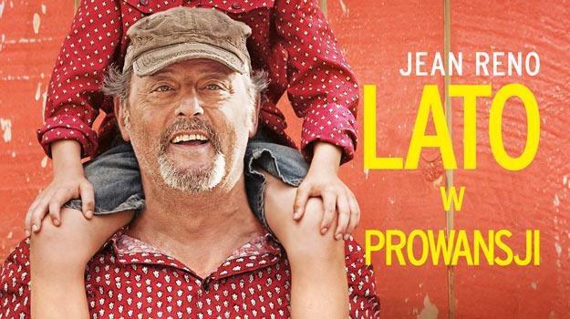 """Jean Reno na plakacie """"Lata w Prowansji"""" /materiały dystrybutora"""