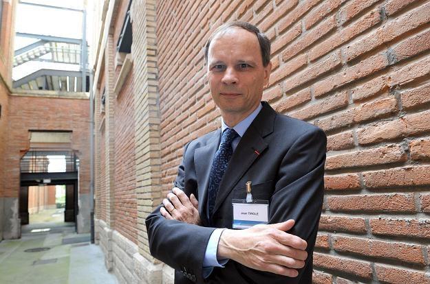 Jean Tirole otrzymał Nagrodę Nobla z ekonomii /AFP