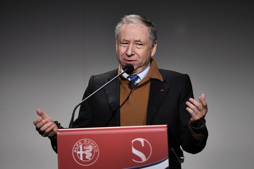 Jean Todt pozostanie na stanowisku /AFP
