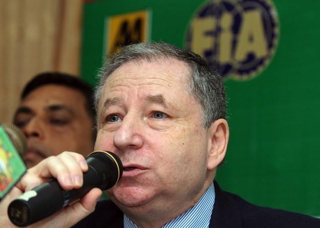 Jean Todt, przewodniczący FIA /AFP