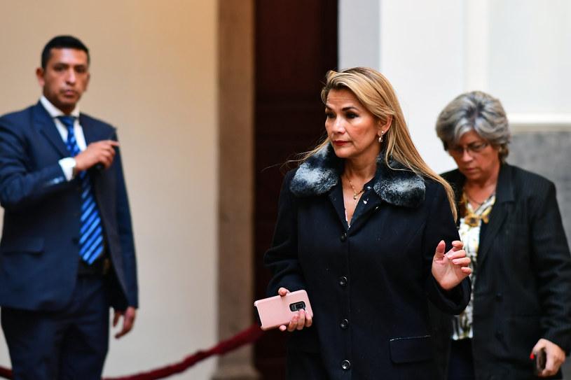 Jeanine Anez /RONALDO SCHEMIDT /AFP