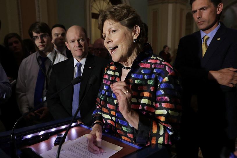 Jeanne Shaheen /AFP