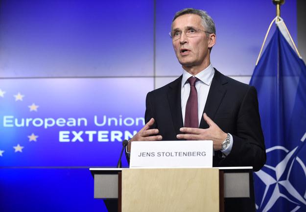Jeans Stoltenberg /AFP