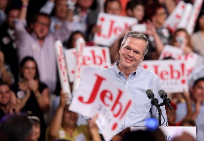 Jeb Bush /PAP/EPA/CRISTOBAL HERRERA /PAP/EPA