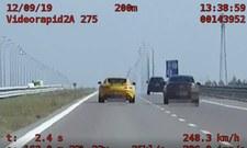 00098PJKUP3A89L8-C307 Jechali prawie 250 km/h by dogonić mercedesa!