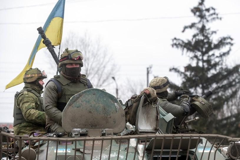 Jeden batalion amerykańskiej armii będzie szkolił trzy bataliony ukraińskiego wojska /AFP