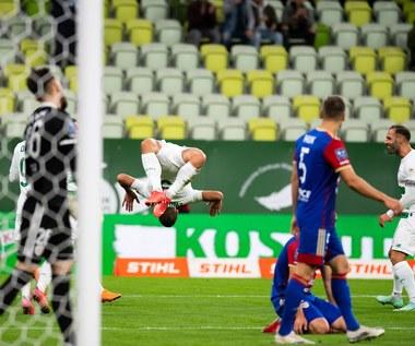 Jeden gol zadecydował w meczu Lechii z Piastem