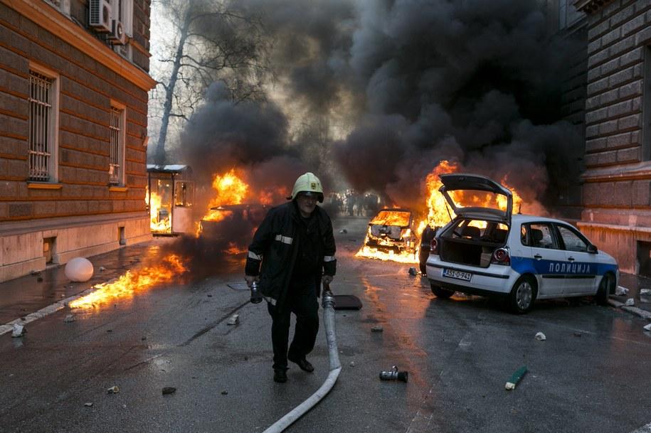 Jeden na pięciu mieszkańców Bośni żyje w ubóstwie /DZENAN KRIJESTORAC /PAP/EPA