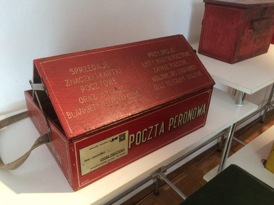 Jeden z eksponatów Muzeum Poczty i Telekomunikacji we Wrocławiu /Bartłomiej Paulus /RMF FM