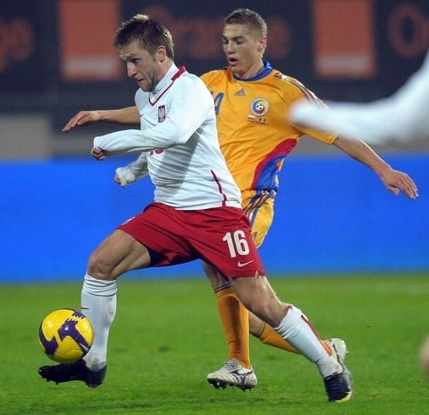 Jeden z filarów polskiej kadry - Jakub Błaszczykowski /AFP