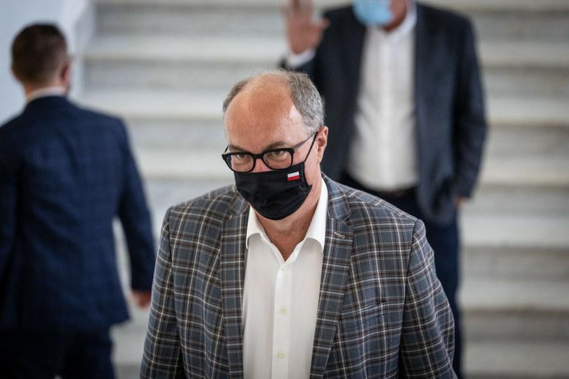 Jeden z liderów Lewicy Włodzimierz Czarzasty / Jacek Domiński /Reporter