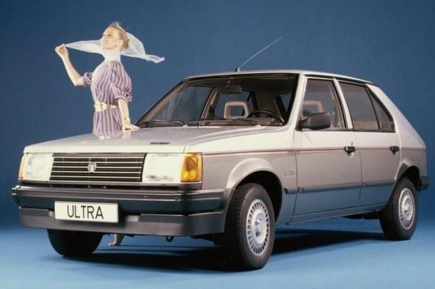 Jeden z modeli Talbota /INTERIA.PL