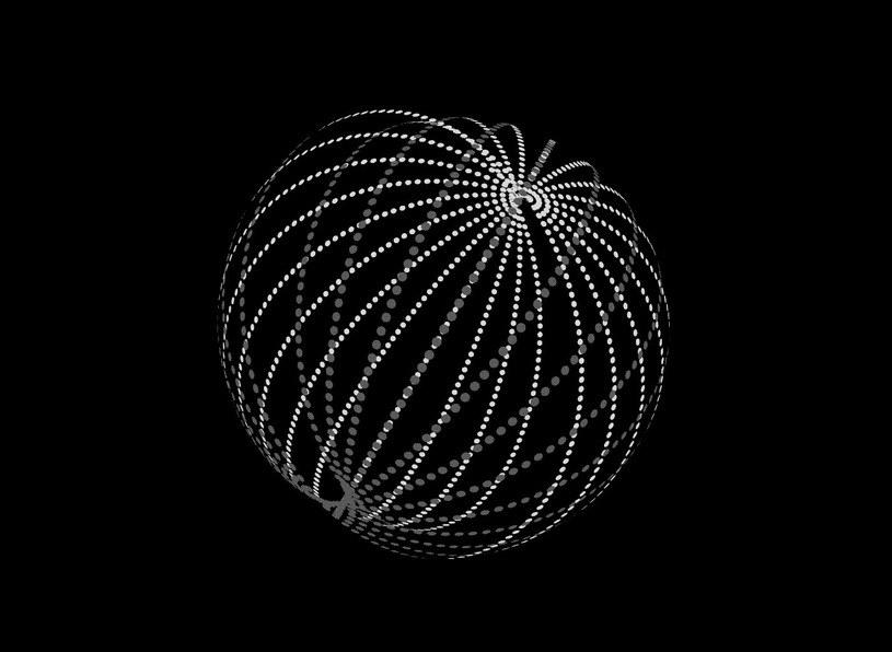 Jeden z możliwych wyglądów (niepełnej) sfery Dysona /materiały prasowe