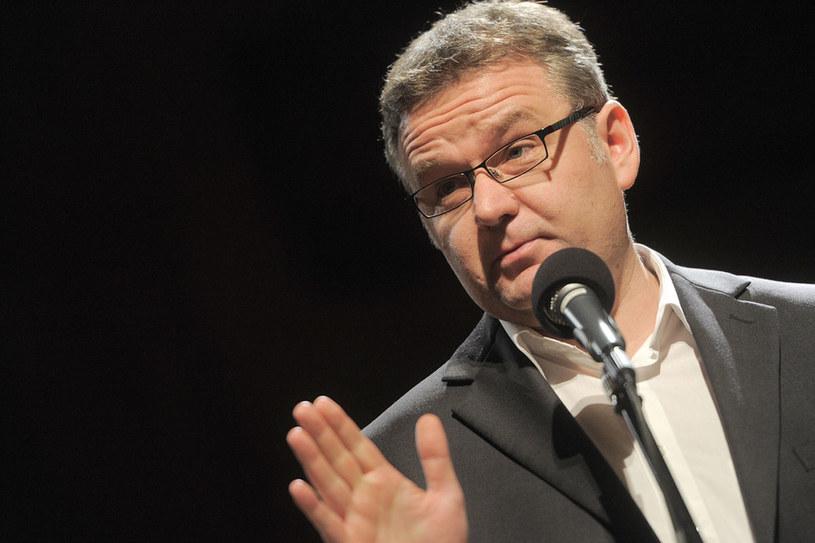 Jeden z najpopularniejszych satyryków w Polsce nie czuje się celebrytą. /Mieszko Pietka /AKPA
