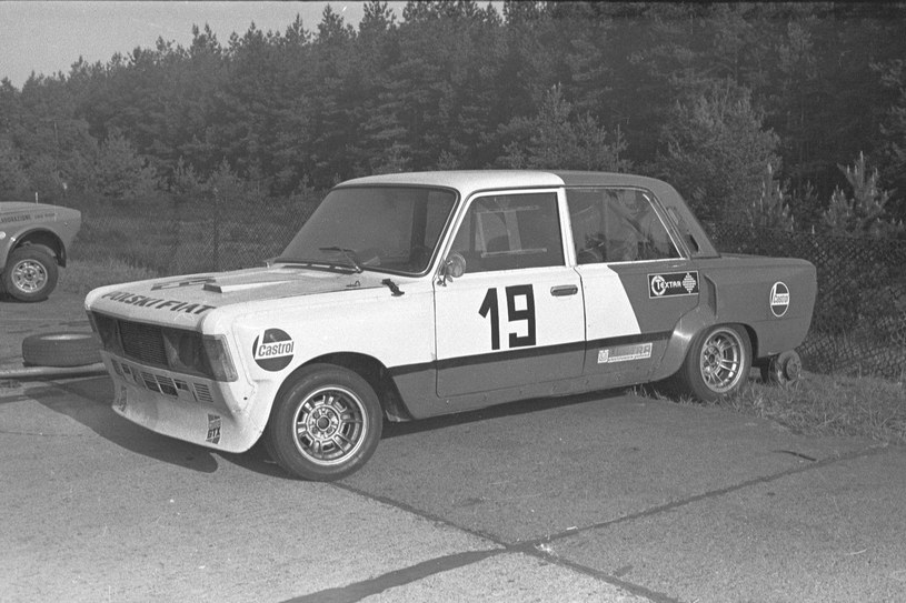 Jeden z nieistniejących już prototypów Fiata 125 GTJ /archiwum prywatne