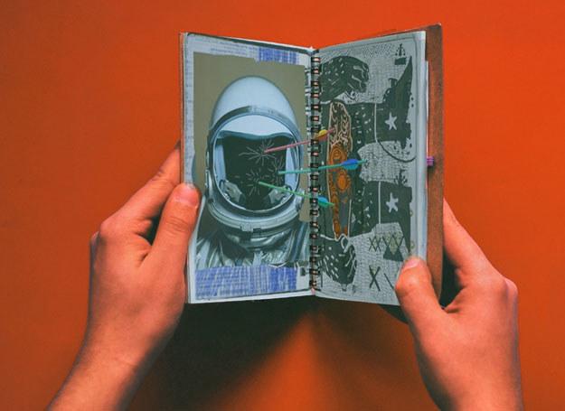 Jeden z notatników /materiały promocyjne