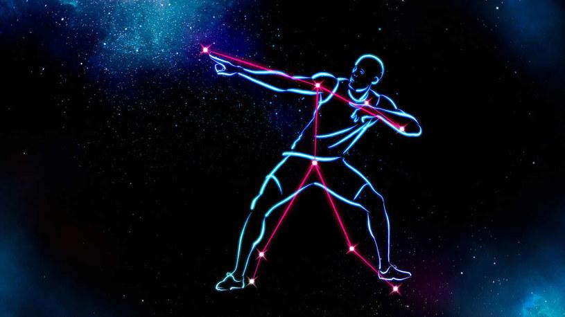 Jeden z nowych gwiazdozbiorów został nazwany na część Usaina Bolta /materiały prasowe
