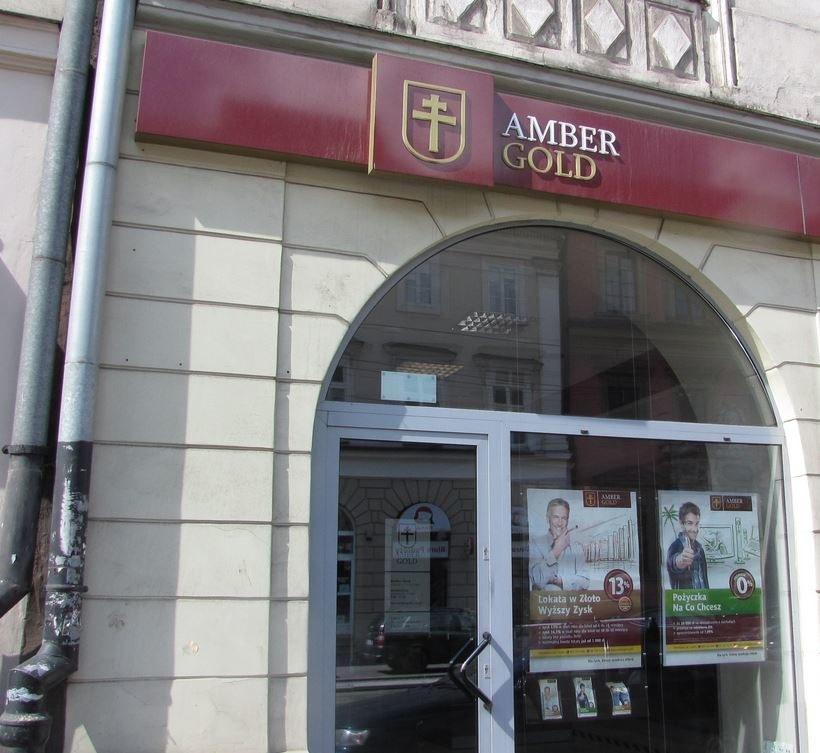 Jeden z oddziałów Amber Gold /Kuba Kaługa /RMF FM