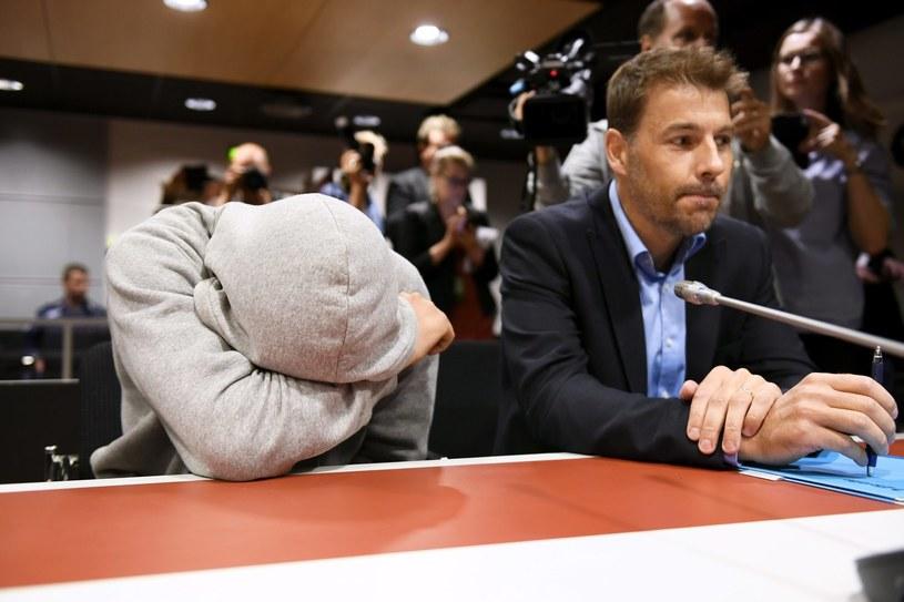 Jeden z podejrzanych o atak w Turku /AFP