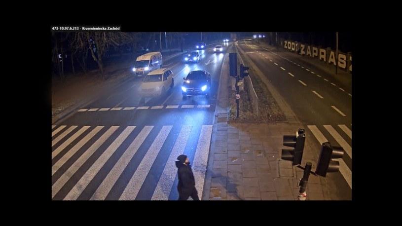 Jeden z poszukiwanych mężczyzn /Policja Łódzka /Archiwum