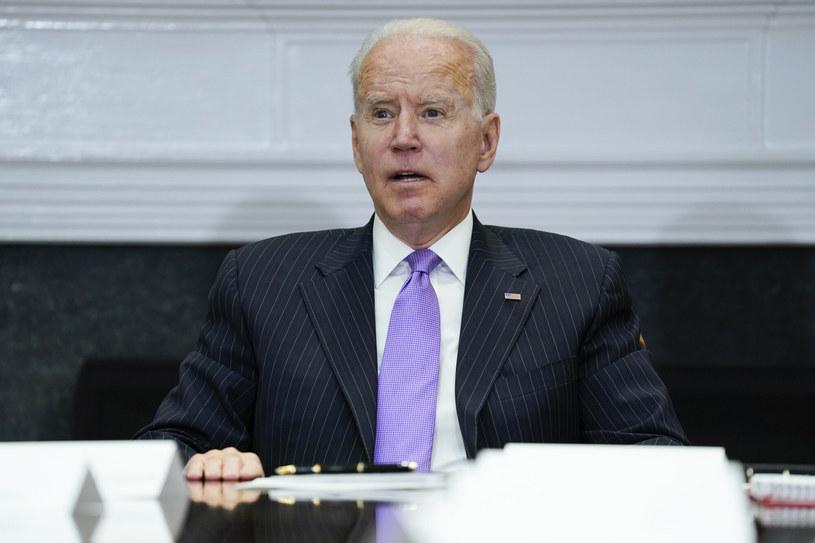 Jeden z priorytetów prezydenta USA Joe Bidena przepadł w Senacie /AP/Associated Press /East News