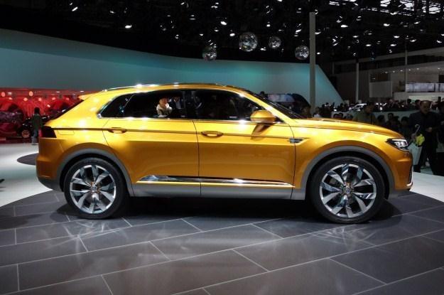 Jeden z prototypów Volkswagena, który wkróce może trafić na drogi /