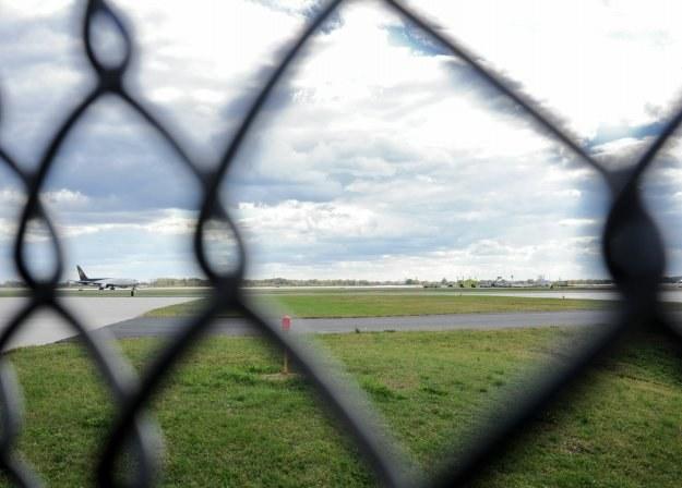 Jeden z samolotów, w których znaleziono podejrzane przesyłki /AFP