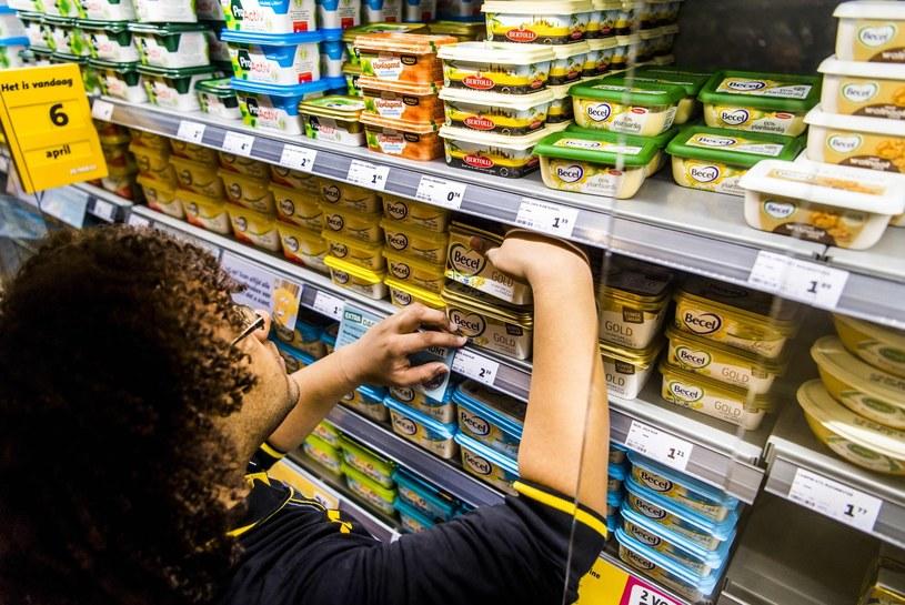 Jeden z supermarketów w Holandii /AFP