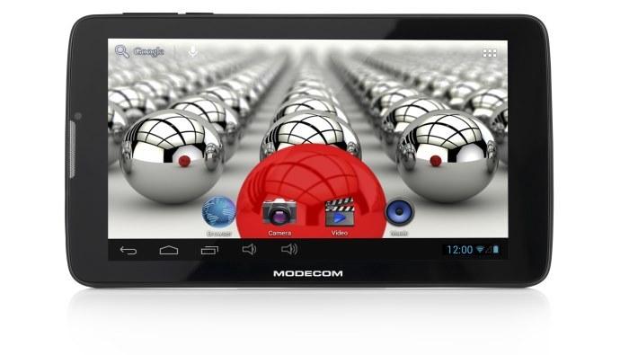 Jeden z tabletów MODECOM /materiały prasowe