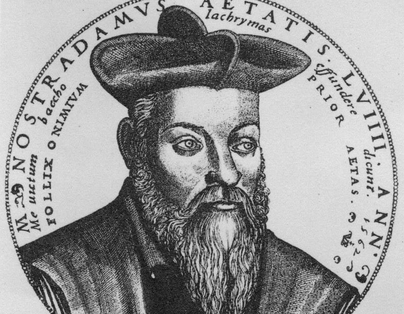 Jeden z wizerunków Nostradamusa /Hulton Archive /Getty Images