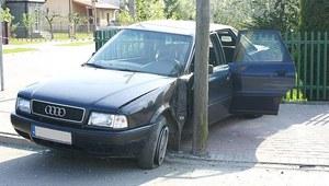 Jedna osoba ranna w wypadku w Szepietowie
