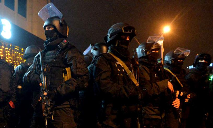Jedna osoba zginęła, a jeszcze jedna lub dwie zostały ranne. /AFP