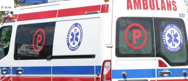 Jedna osoba zginęła, trzy inne zostały ranne w wypadku na DK5 (zdj. ilustracyjne) /Maciej Nycz /RMF FM