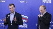 """Jedna Rosja z blisko 50 proc. głosów. """"Porażka Putina"""""""