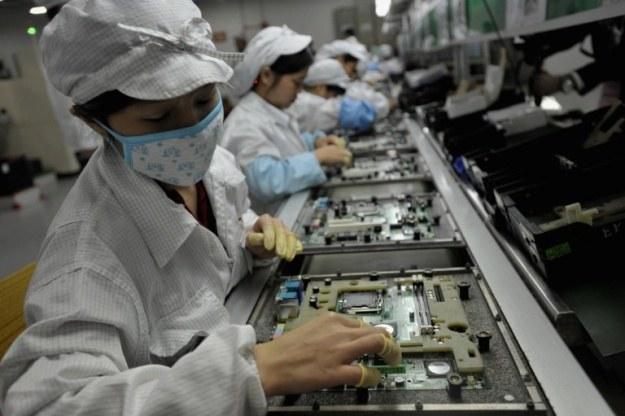 Jedna z dziesiątek fabryk w Shenzhen. Za kilka lat właśnie tam mogą powstawać prawdziwe innowacje /INTERIA.PL