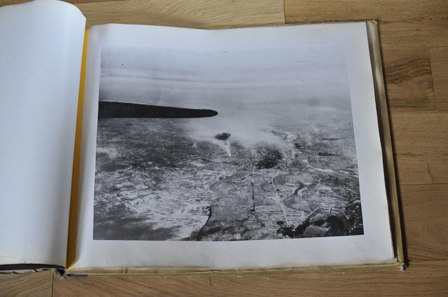 Jedna z fotografii zawartych w albumie /Bogdan Frymorgen /RMF FM