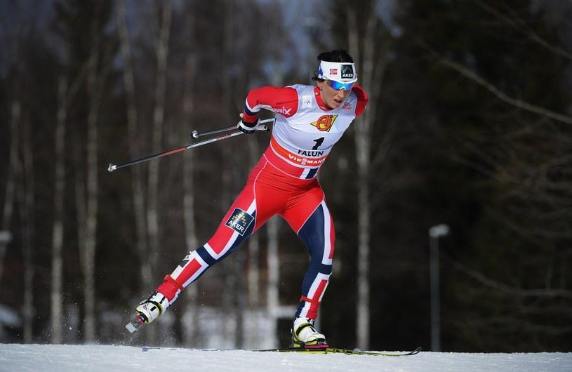 Jedna z gwiazd norweskich biegów narciarskich - Marit Bjoergen /AFP