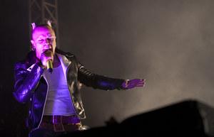 Jedną z gwiazd Orange Warsaw Festival był zespół The Prodigy /fot  /TVN