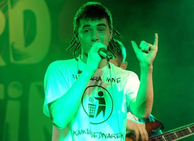 Jedną z gwiazd Reggae Day będzie Kamil Bednarek z grupą Star Guard Muffin - fot. Maciej Bielecki /Agencja FORUM