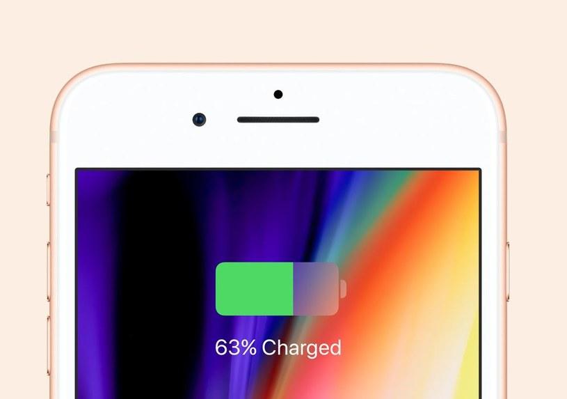 Jedną z kluczowych cech iPhone'a 8 jest możliwość bezprzewodowego ładowania /materiały prasowe