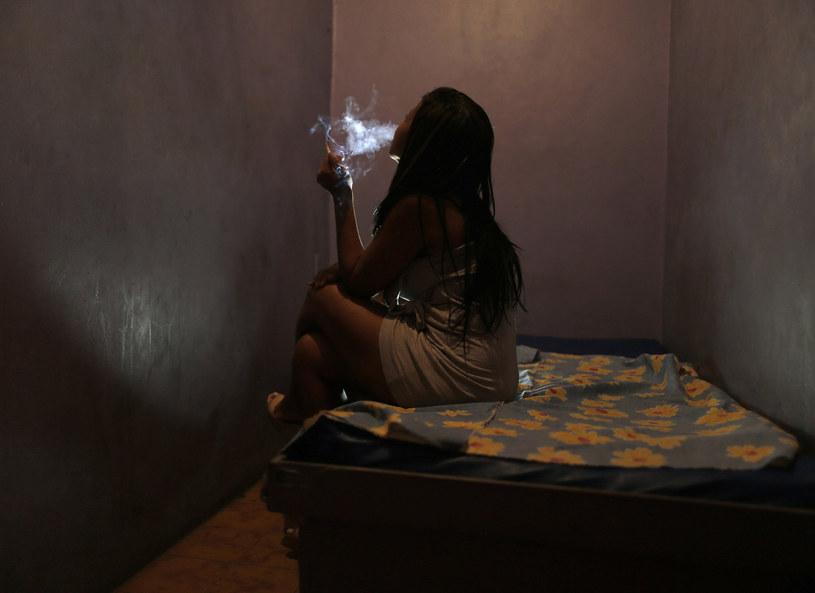 Jedna z kobiet pracujących w Vila Mimosa /Polaris/East News /East News